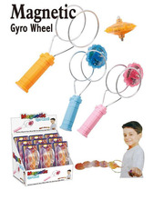 Magnetic Gyro Wheels