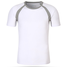 wholesale round neck sports t-shirt for men