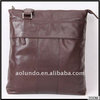 Guangzhou factory wholesale real leather shoulder bag men