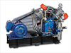 Marine Medium Pressure 12v dc air conditioner compressor