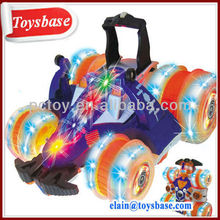 Stunt robot cyclone rc car