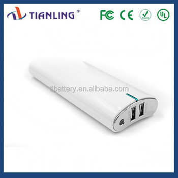 Sample available high capacity power bank 20000mah for mobile phone