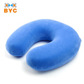 BYC Good Hand Feeling Ventilative Velour Travel Neck Pillow Cushion