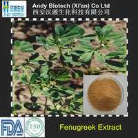 100% Natural 10:1 Fenugreek Seed Extract