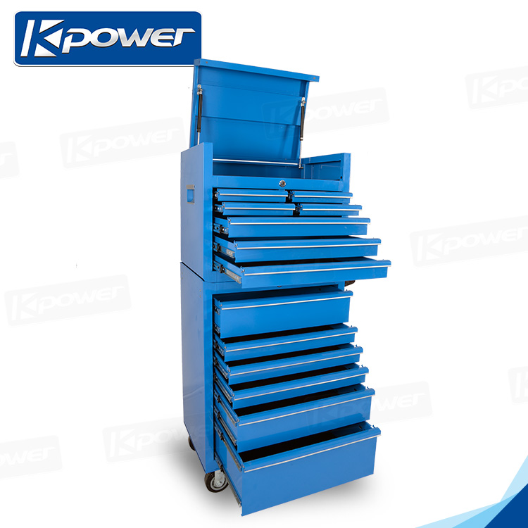 Custom Made Waterproof 28 Inch Roller Tool Boxes With 6 Drawers