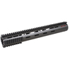 Lightweight 15 Inch Free Float Keymod Carbon Fiber Rail Mount Handguard Picatinny + End Cap .223 5.56 AR15 M4 M16 Rifle Barrel