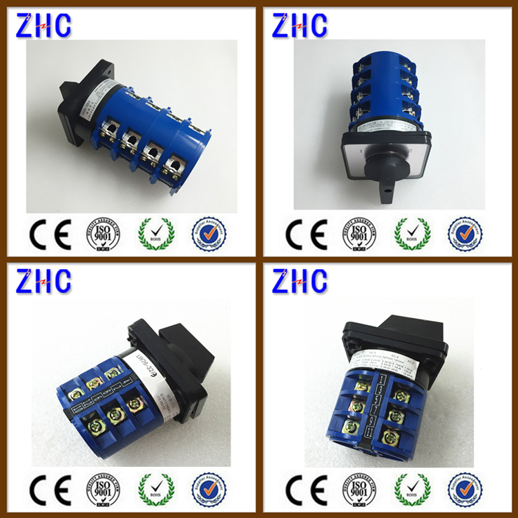 20A LW26-20 3P Hot selling cheap custom salzer rotary cam switch