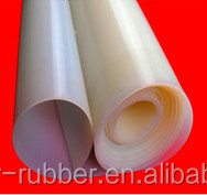 3mm sheet silicone Laboratory use high heat resistance clear silicone rubber sheet