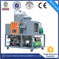 Durable and high efficiency small engine oil purifier