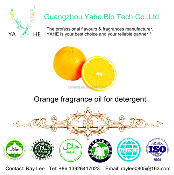 whole sale Orange fragrance oil from 13 years flavouring factory high concentrated fragrance liquid for dishwashing products
