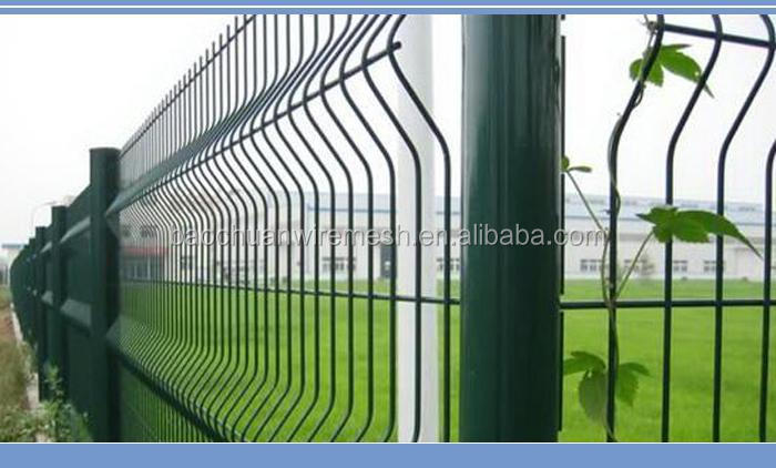 Made in China hot sale Hot dip 1/2&quot / 3d 358 mesh fencing 4mm / welded 1/2&quot
