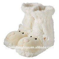 Fun For Feet Slipper Socks - Lamb