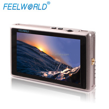 2016 top sale super bright Full HD 1920 x 1080 waveform histogarm 5.5 inch 3g-sdi hdmi lcd monitor for professional shooting