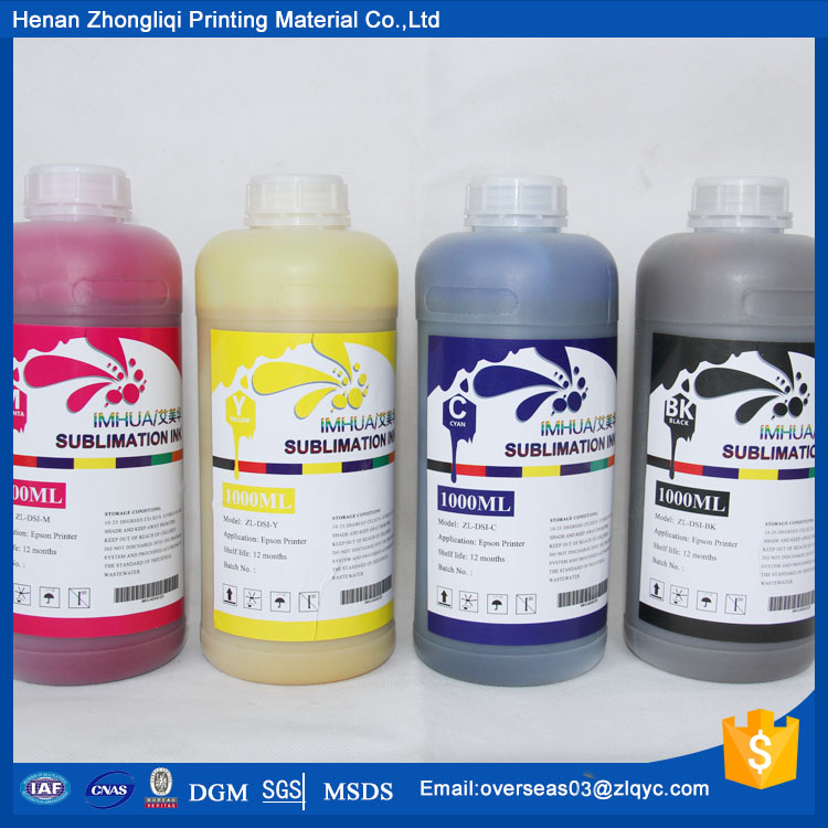 Bulk Sale Sublimation Ink From ZLQ Factory