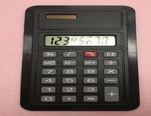 cheap pocket gift 8 digits portable calculator put on portfolio