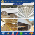 steel structure poultry farm shed chicken house for layers broilers