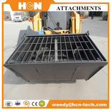 HCN 0310 construction machinery mixer bucket cement mixer attachment