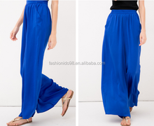 The Most Popular Various Design Quick Dry Women Wide Leg Pants