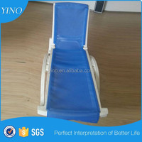 Import Material Outdoor Leisure Furniture Plastic Folding Beach Chair BC1002