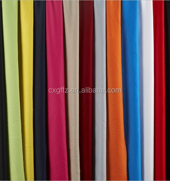 100%polyester fabric Changxing 75DX150D for bed sheet fabric/bedding sets/microfiber bedsheet/mattress/hometextile