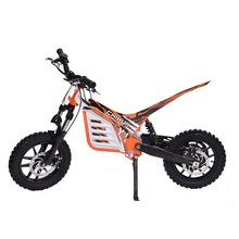 2018 new china cheap cool style high-tensile steel 800w off road 36v electric motorcycle for adult