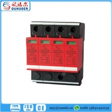 New generation protection level A wall surge protector