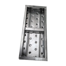 SD-125 Tianjin SS Group Galvanized Scaffolding Steel Plank / Walk Board /Platform