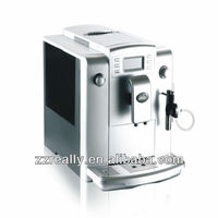 Fully automatic Espresso coffee Machine and coffee maker with CE approved