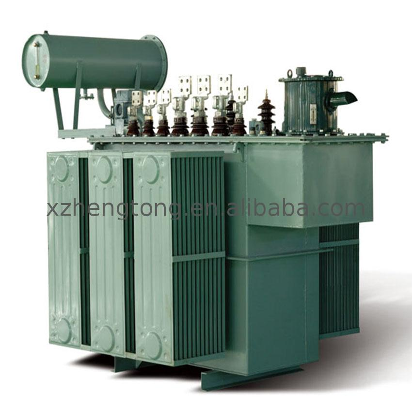 Modern design electric furnace transformer