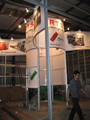 customized banque and meeting events booth display from Shanghai Detian Display