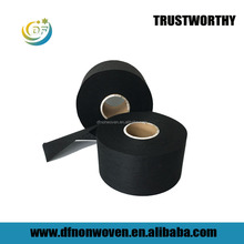 China wholesale facial face mask use activated carbon air filter media sheet absorbent activated carbon filter cloth