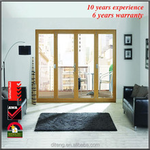 Hot sale AS2047 folding elevator doors for bathrooms
