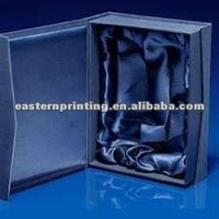 Custom Satin Lined Gift Box