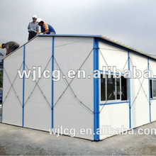 Road And Bridge Site Building And Construction Mobile House For Worker Camp Low Price
