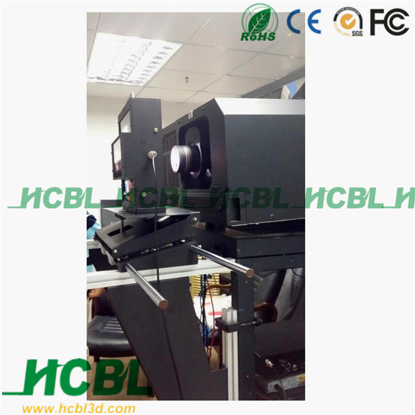 3D Polarizer Modulator Vertical Triple Beam Polarization digital 3D Cinema System CH600