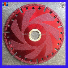 diamond brazed Granite Saw Blade,Cutting Stone Power Tool