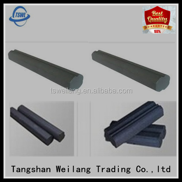 high frequency welding pipe 32*140mm Mn-Zn soft ferrite rod magnetic bar for pipe