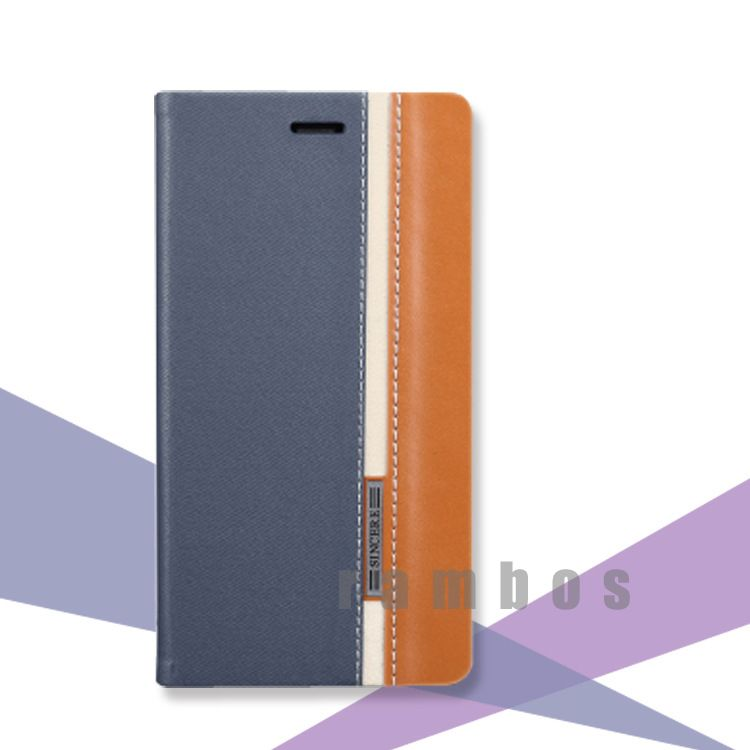 Leather Flip Stand Case Cover Wallet for Sony Ericsson Vivaz U5
