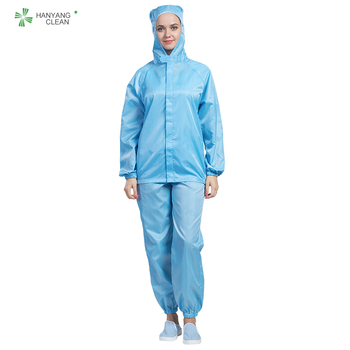Anti static Cleanroom suits ESD safety working clothes