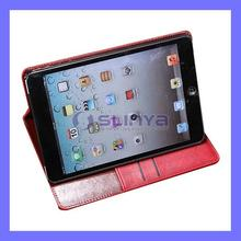 Anti Scratch Soft Skin PU Leather Old Book Style Tablet Bag for iPad Mini