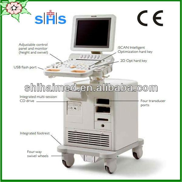 HD7 vascular ultrasound system