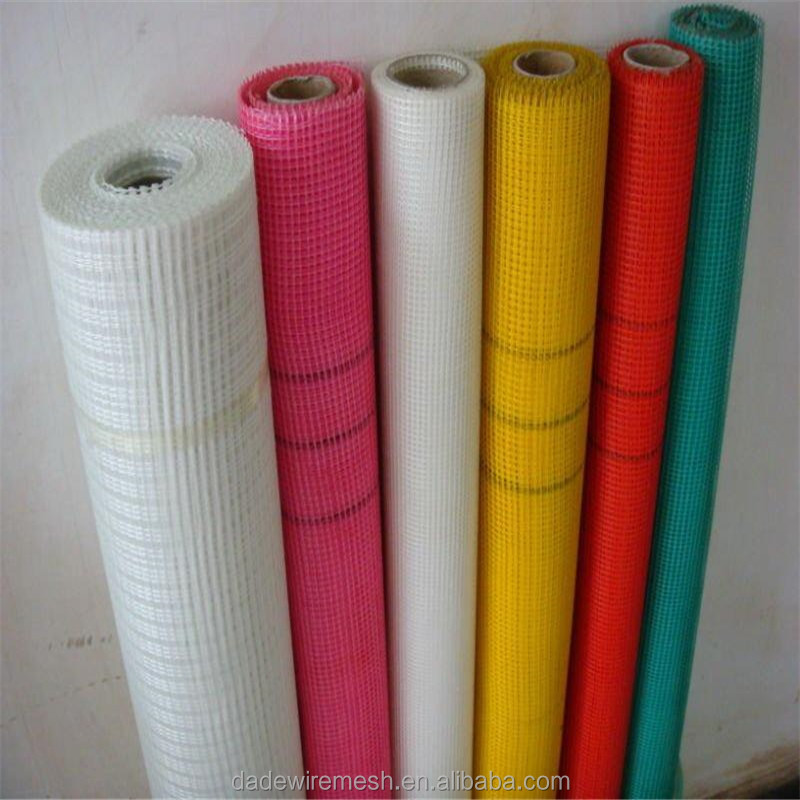 High Strength Alkali Resistance 145g 5*5mm Waterproof fiberglass mesh for building construction export to Malaysia
