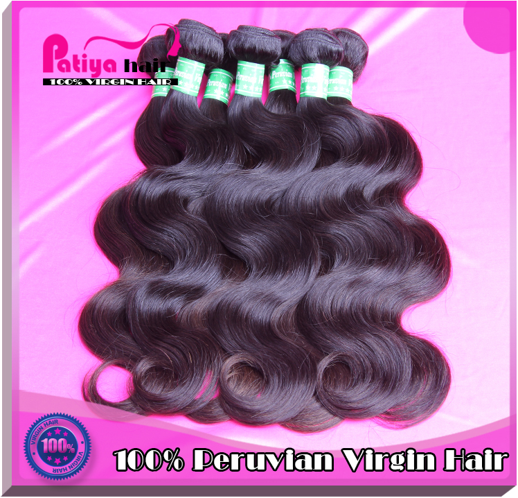 Healthy virgin hair products guangzhou best quality body wave peruvian remy hair