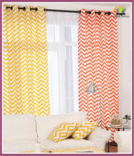New Modern Simple Pop Art Ripple window curtain l