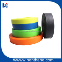 China wholesale waterproof fireproofing PVC coated webbing