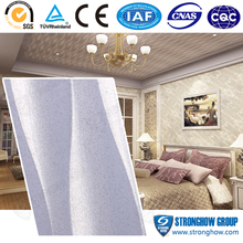 Soundproof pvc building material of exterior wall siding panel