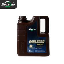 Diesel motor oil fully synthetic oil API-CI-4 5w30 5w40 10w40