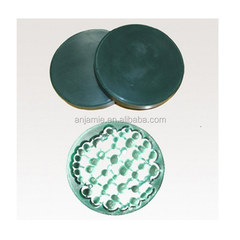 green wax CAD/CAM Milling dental WAX Disc Dental Materials