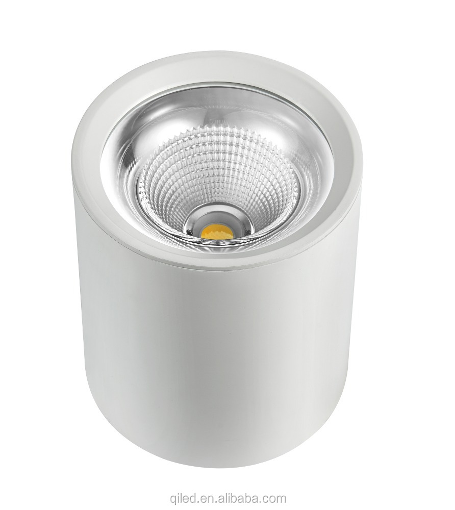 COB CITIZEN CRI90 Round cob chip surface mounted downlight led