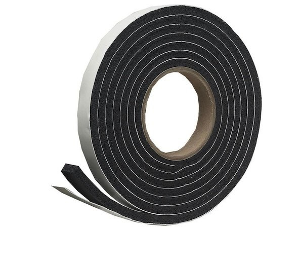 "China top quality 1/4"" NBR/PVC rubber tape for airproof"